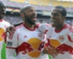 LIVE: New York Red Bulls vs New England Revolution