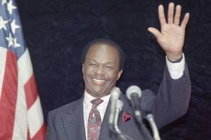 Former DC mayor Marion Barry passes away