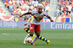 Serby's Sunday Q&A with Red Bulls star Thierry Henry